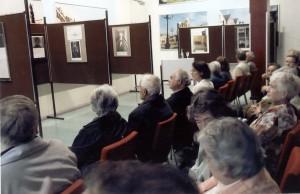 Vernisajul expozitiei despre Memorialul Sighet in Germania