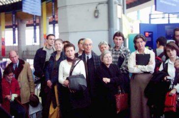 Târgul de carte Gaudeamus 2003