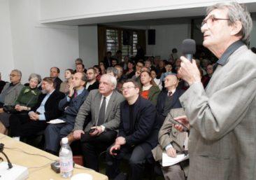 Memento Gulag. Ion Vianu, Annie Bentoiu, Stephane Courtois, Dario Fertilio, Vladimir Bukovski, Armand Gosu, Romulus Rusan