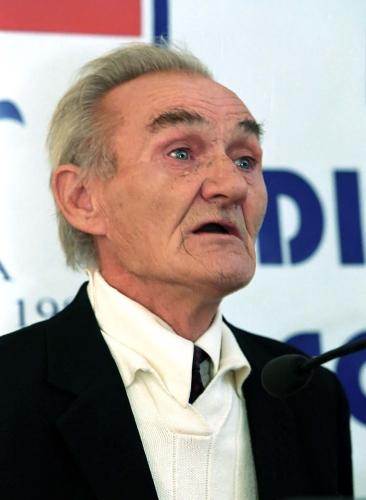 Werner Sommerauer, unul din simbolurile mişcării din noiembrie 1987
