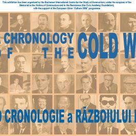 Expoziţia O cronologie a războiului rece la Cluj Napoca, 13 februarie 2007