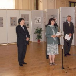 Expoziţia O Cronologie a Războiului Rece la Bucureşti, 10 mai 2007