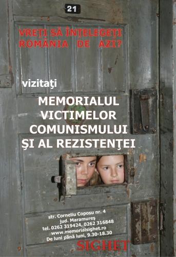 Memorialul Sighet - 10 ani de la inaugurare