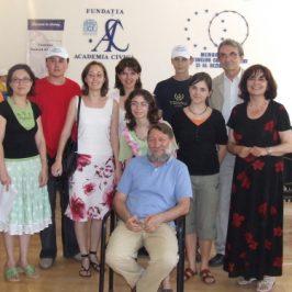 Şcoala de Vară de la Sighet: Ediţia a X-a, 2007