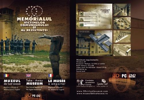 Coperta DVD-ului Muzeul de luat acasă