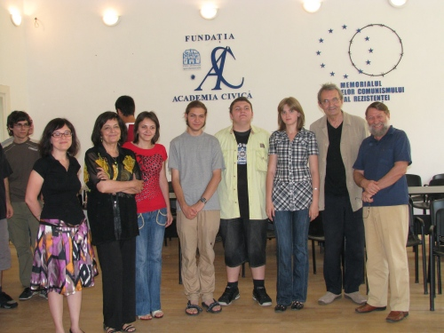 Premiile Gheorghe Arvunescu - Sighet 2008