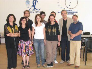 Premiile Dr. Miron Costin - Sighet 2008