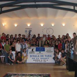 Şcoala de Vară de la Sighet: Ediţia a XI-a, 2008