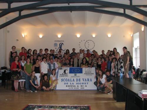 Şcoala de Vară 2008 - închidere