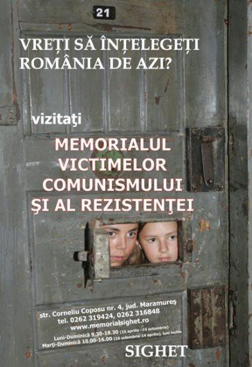Vreţi să înţelegeţi România de azi? Vizitaţi Memorialul Victimelor Comunismului şi al Rezistenţei