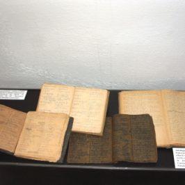 Muzeul Sighet: Sala 53 – Viaţa intelectuală în închisoare