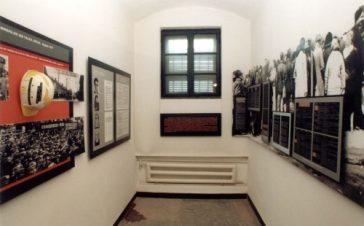 Muzeul Sighet: Sala 79 – Mişcările muncitoreşti din Valea Jiului şi Braşov