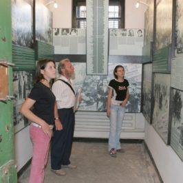 Muzeul Sighet: Sala 83 – Revoluţia din Ungaria (1956)