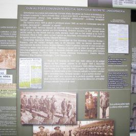 Muzeul Sighet: Sala 21 – Comunizarea Armatei, Poliţiei, Justiţiei