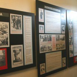 Muzeul Sighet: Sala 23 – Ţările Europei de Est (1945-1989)