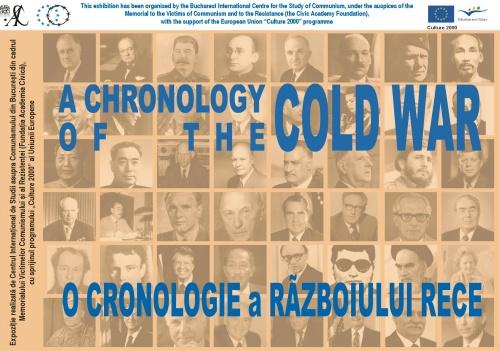 O cronologie a războiului rece
