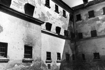 Clădirea închisorii din Sighet (ruine)