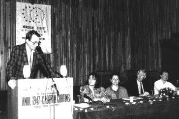 20 – 22 iunie 1997, Sighet: Anul 1947 – căderea cortinei