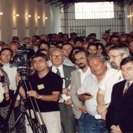 7 – 9 iulie 2000, Sighet: Anii 1954-1960 – Fluxurile şi refluxurile stalinismului
