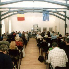 13 – 15 iulie 2001, Sighet: Anii 1961-1972 – ţările Europei de Est între speranţele reformei şi realitatea stagnării
