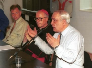 Simpozionul de la Sighet, 2002. Bogdan Lis, unul dintre liderii sindicatului