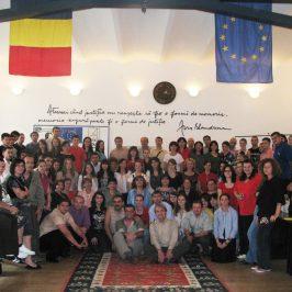 Şcoala de Vară de la Sighet: Ediţia a XII-a, 2009