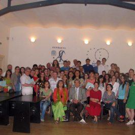 Şcoala de Vară de la Sighet, ediţia a XV-a, iulie 2012