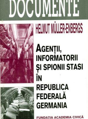Agenţii, informatorii şi spionii STASI în Republica Federală Germană