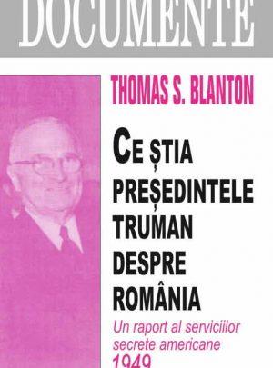 Ce ştia preşedintele Truman despre România