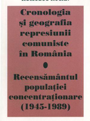Cronologia şi geografia represiunii comuniste în România. Recensământul populaţiei concentraţionare (1945-1989)