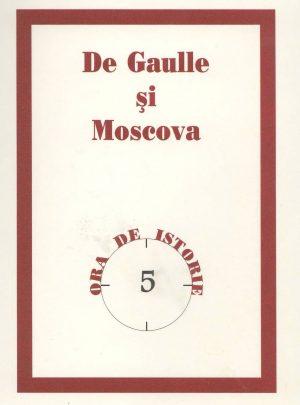 De Gaulle şi Moscova