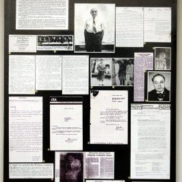 Muzeul Sighet: Sala 77 – Oponenţi şi disidenţi în deceniile 8 şi 9
