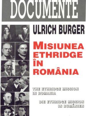 Misiunea Ethridge în România