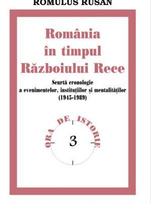 România în timpul războiului rece