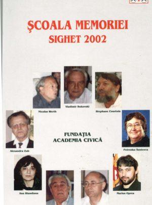 Şcoala memoriei – Sighet 2002