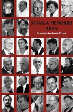 Şcoala Memoriei 2003