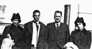 plecare copiilor bratianu 29 ian 1944
