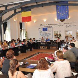 Şcoala de Vară de la Sighet, ediţia a XIV-a, iulie 2011