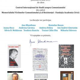 Academia Civică la Târgul de Carte Gaudeamus