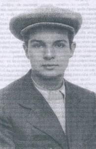 Sergiu Huzum elev la Liceul Unirea Focsani