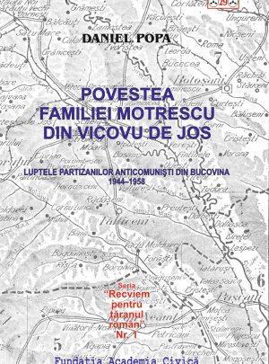 Povestea familiei Motrescu din Vicovu de Jos