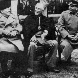 4-11 februarie 1945 – Conferința de la Yalta