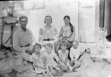 Familia Velcescu din Siliștea, Argeș