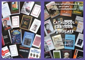 Catalogul cartilor publicate de CISAC. Editor Romulus Rusan