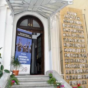Spațiul expozițional permanent al Memorialului Sighet din Str. JL Calderon nr. 66 este închis pentru lucrari de reparații