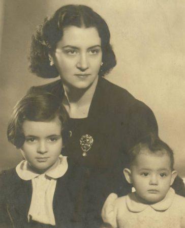 Dorina Potârcă despre arestările din 14 aprilie 1952