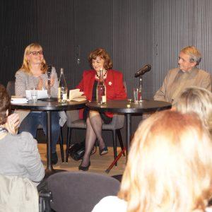 Ana Blandiana și Romulus Rusan au vorbit despre Memoiralul Sighet la Frankfurt