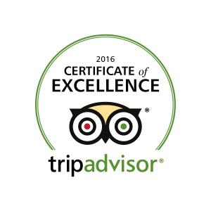 Certificat de excelență 2016 de la TripAdvisor pentru Memorialul Sighet