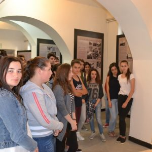 Oră de istorie la Memorialul Sighet