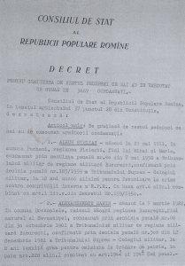Decret 310 din 1964